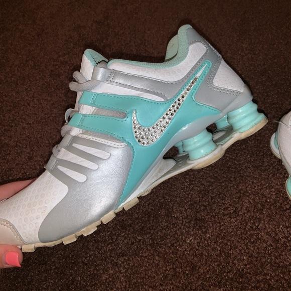 Nike Shoes   Now Shox Glitter Kicks